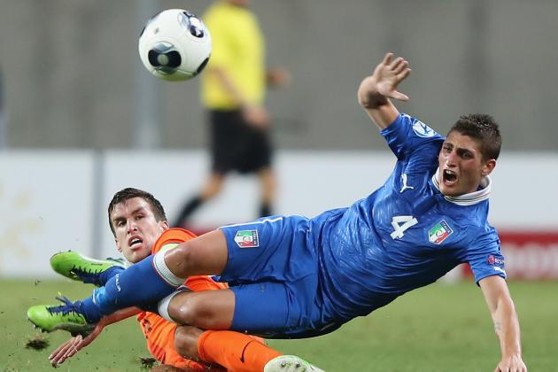 Italy vs. Netherlands: Score and Recap for Euro U-21 Championship Match
