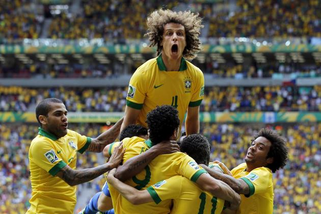 Brazil vs. Japan: Live Score, Highlights, Recap