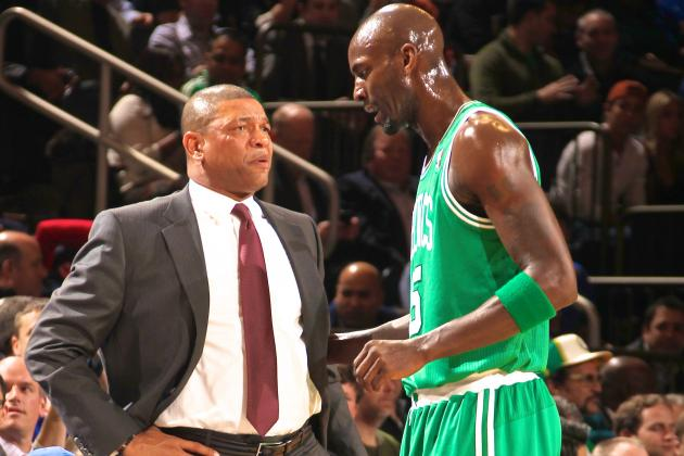 Celtics Rumors: Boston Trying to Trade Kevin Garnett, Doc Rivers to Clippers
