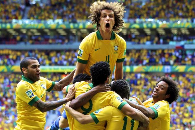 Brazil vs. Japan: Score, Grades and Post-Match Reaction