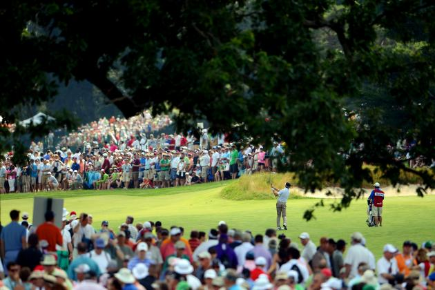 US Open Golf 2013 Leaderboard: Day 3 Scorecards For All the Leaders