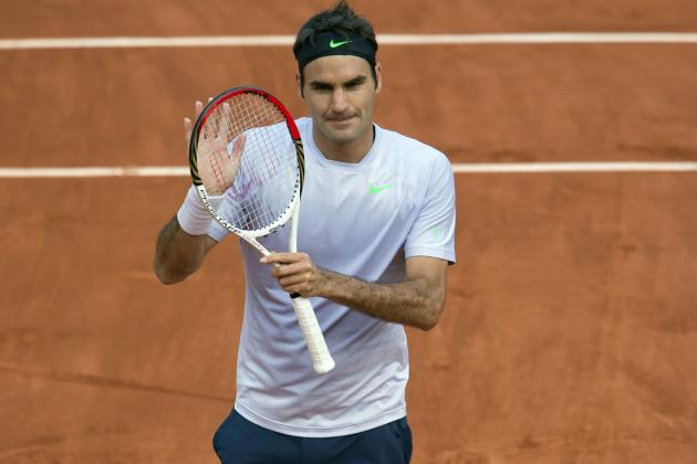 Gerry Weber Open 2013: Roger Federer Will Route Mikhail Youzhny in Final