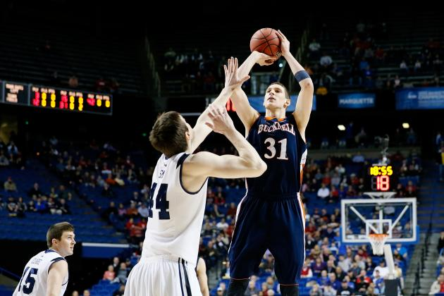 Mike Muscala Picked by Dallas Mavericks: Scouting Report and Analysis