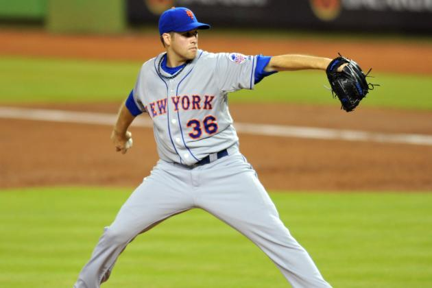 Mets Designate Collin McHugh for Assignment