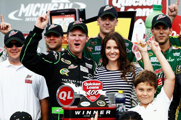 Quicken Loans 400 2013: Start Time, Lineup, TV Schedule and More