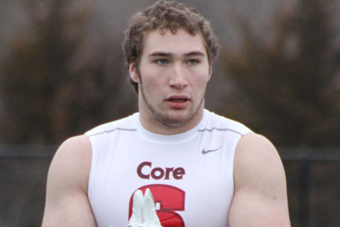 Syracuse Commitment from 2014 Illinois Linebacker Colton Moskal