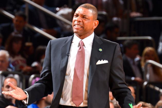 Clippers Reportedly No Longer Considering Doc Rivers for Head Coaching Job