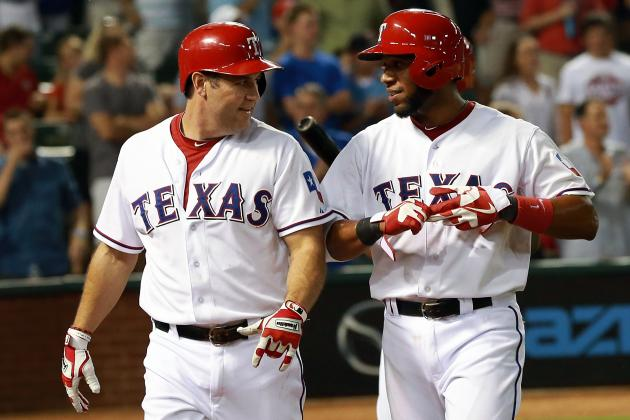 Rangers Cold Again in Loss to Jays