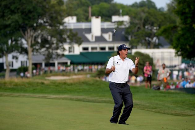 Phil Mickelson: Could Backspin Cost Him the US Open?
