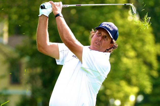 2013 U.S. Open Leaderboard: Day 3 Scores, Results and Analysis
