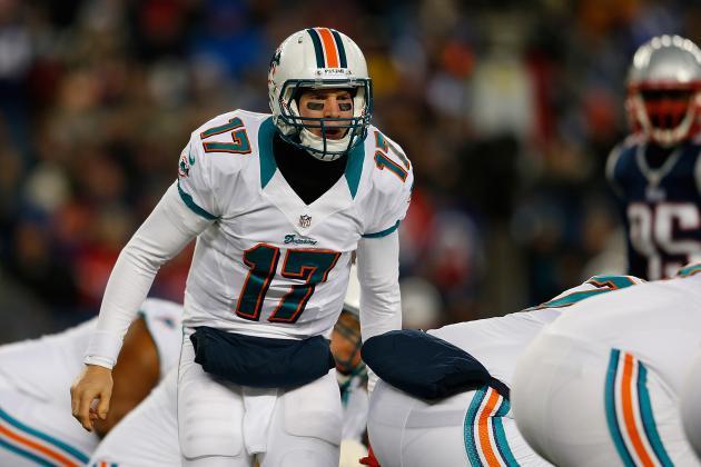 Miami Dolphins' Ryan Tannehill Takes Control