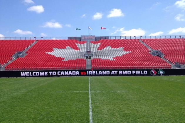 Canada vs. Ireland Rugby: Live Coverage, Updates and Analysis