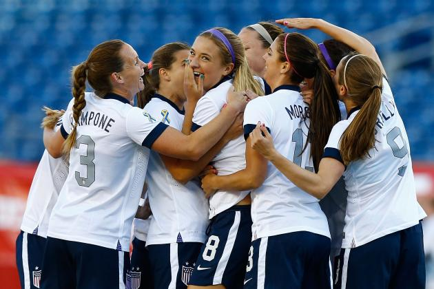 3 Reasons the USWNT Dominated Korea Republic