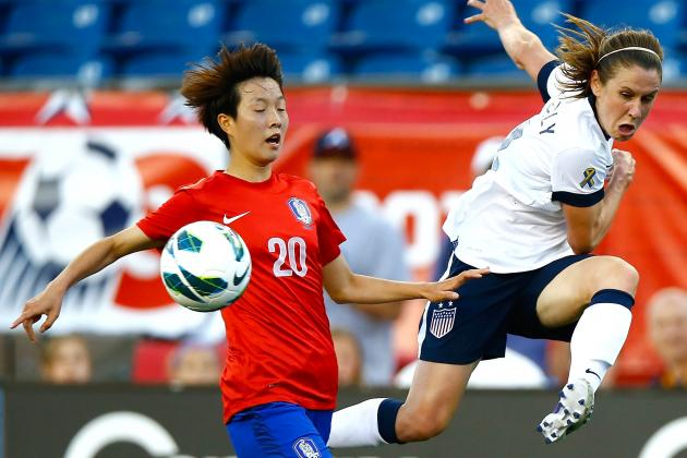 USA Women vs. Korea Republic: Score, Grades and Post-Match Reaction