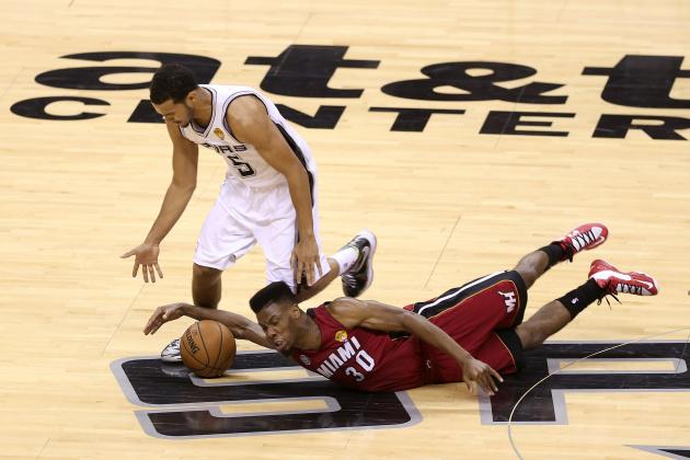 Heat vs. Spurs: Unsung Heroes Who Will Take Control of Game 5