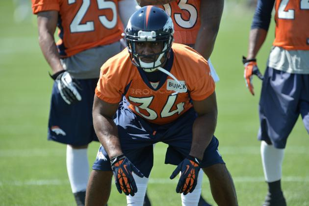 Broncos Could Have Two New Starting Safeties in 2013
