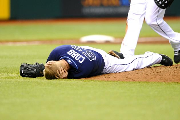 Alex Cobb's Head Injury Should Prompt MLB to Protect Pitchers Now, Not Later