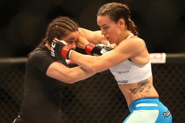 UFC 161 Results: What We Learned From Alexis Davis vs. Rosi Sexton