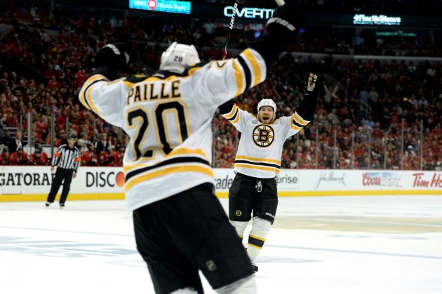 Blackhawks vs. Bruins Stanley Cup Finals Game 2: Live Score and Highlights