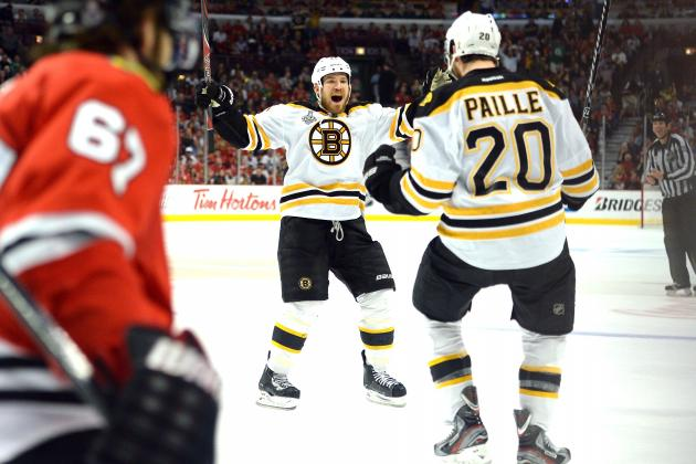 Bruins vs. Blackhawks Game 2: Score, Twitter Reaction and Analysis