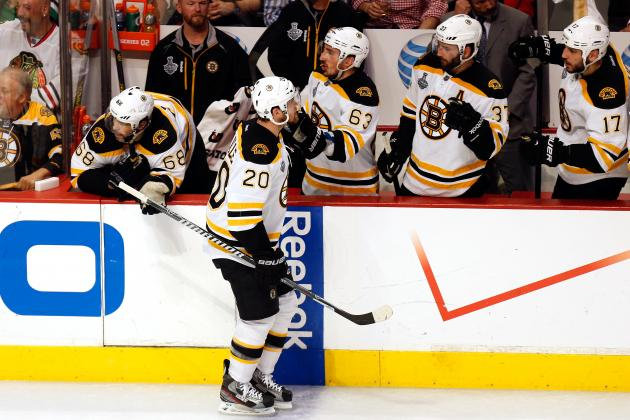 Julien: Seguin-Kelly-Paille Line 'Huge' for Bruins