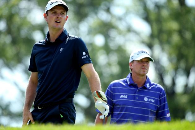 US Open Leaderboard 2013: Live Day 4 Look-In and Overall Predictions