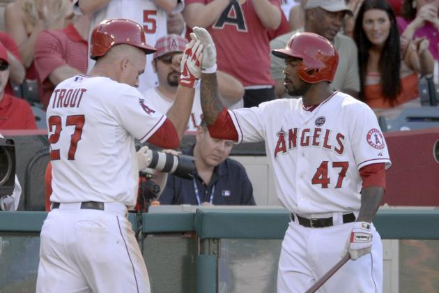 Kendrick Keys Angels' 6-2 Win over Yankees