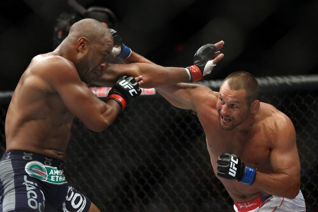 UFC 161 Live Results, Play-by-Play and Fight Card Highlights
