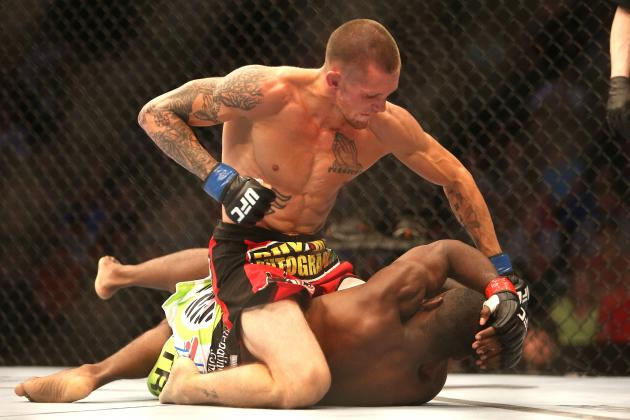 The Good, Bad and Strange from UFC 161