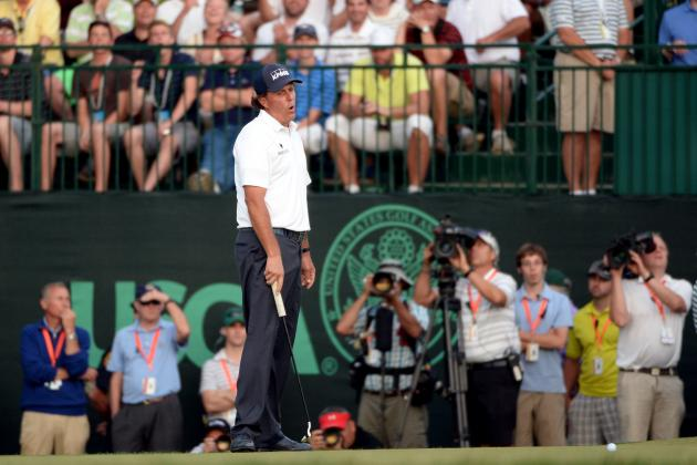 US Open Golf 2013 Schedule: Day 4 Start Time, TV Coverage and Live Stream