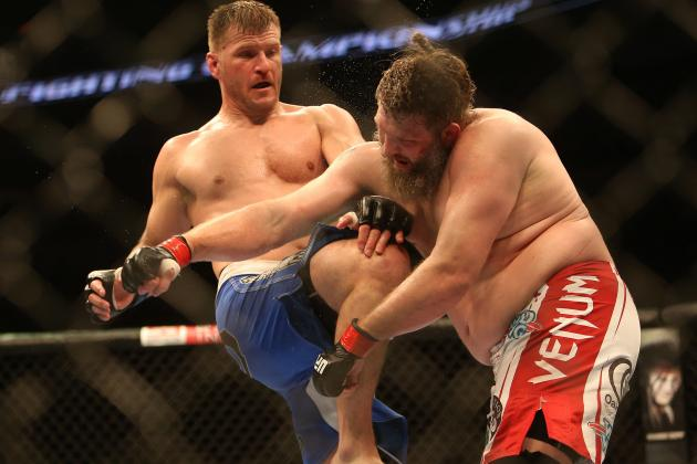 UFC 161 Results: Breaking Down Stipe Miocic's Win