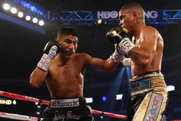Failure to Make Weight Cheapens Mikey Garcia's TKO of Juan Manuel Lopez