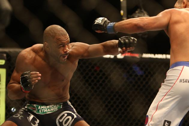 UFC 161 Results: What's Next for Main Card Winners