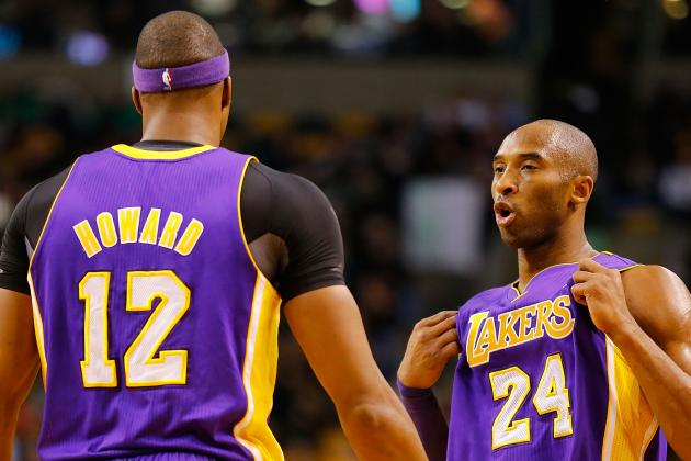 Kobe Bryant and Dwight Howard's Relationship Vital to D12 Staying with LA Lakers