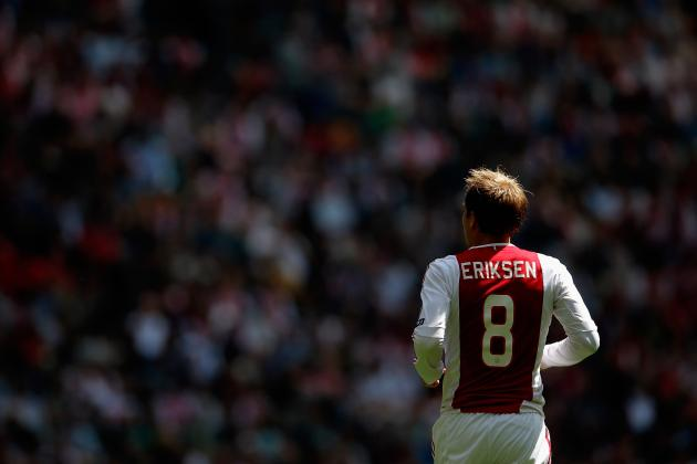 Why Christian Eriksen Would Be the Ideal Summer Signing for Borussia Dortmund