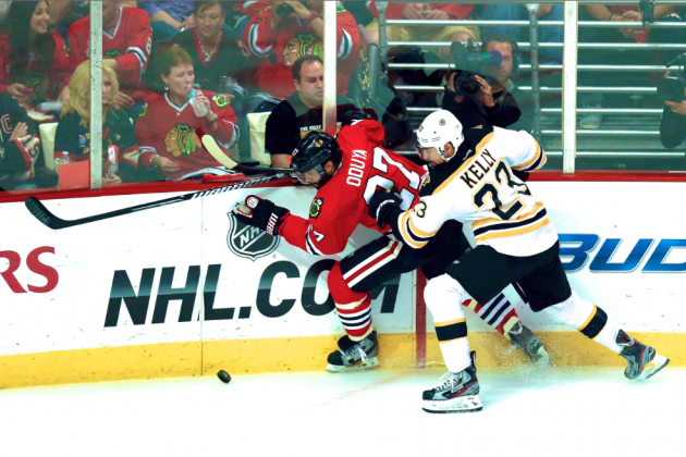 Stanley Cup Final 2013: Boston Bruins Rediscover Dominant 'D' in Game 2 Win