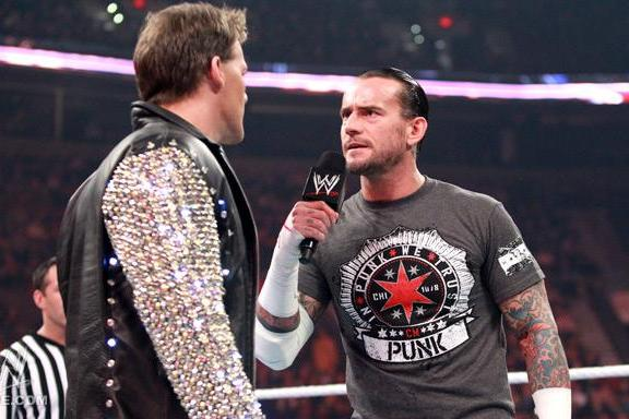 WWE Payback 2013: CM Punk and Stars Who Must Win