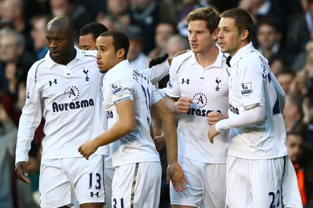Short-Selling Andros Townsend Would Leave Hole in Tottenham's Squad Unfixed
