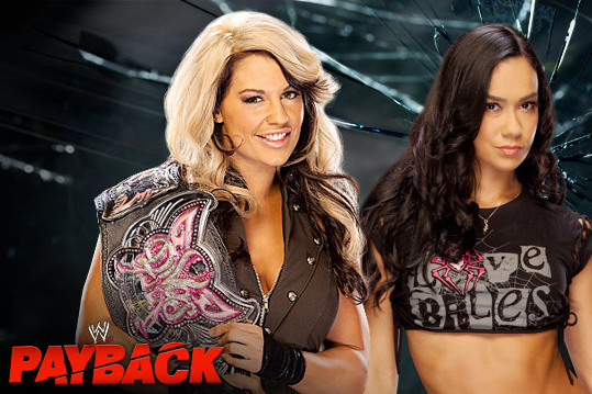 WWE Payback: AJ-Kaitlyn Rivalry Returns Storytelling to Divas Title Picture