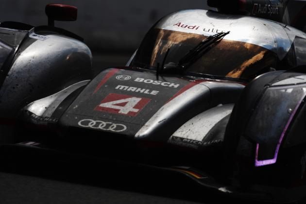 Le Mans: Audi and Top Squads to Watch in Showcase Event