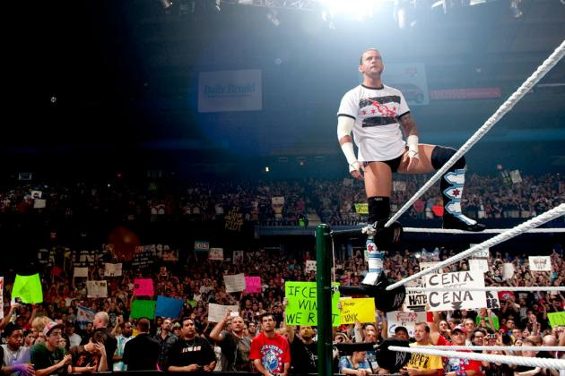 CM Punk's Return at WWE Payback Will Fail to Live Up to Expectations