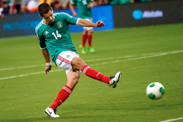 Mexico vs. Italy: Date, Time, Live Stream, TV Info and Preview