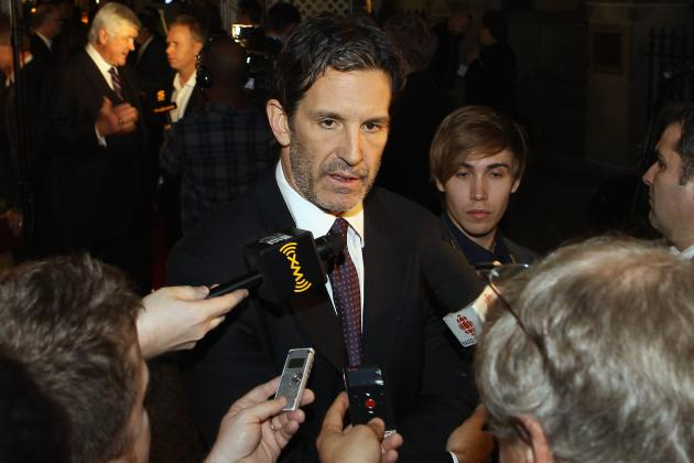 Addition of Brendan Shanahan Among Possible Front Office Changes for Flames