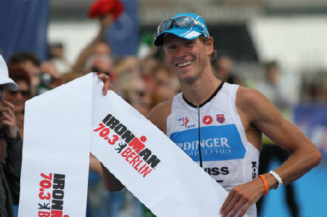 Ironman Berlin Results 2013: Men's and Women's Top Finishers