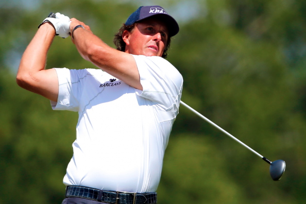 Phil Mickelson, US Open, Father's Day, His Birthday & A Story That Writes Itself