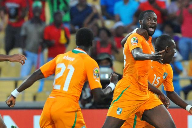 Match Report: Tanzania 2-4 Cote D'Ivoire
