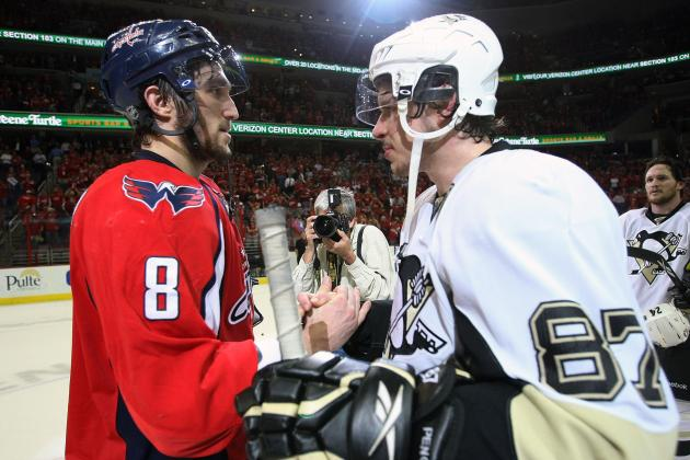 Who Deserved the 2013 Hart Trophy: Alex Ovechkin or Sidney Crosby?