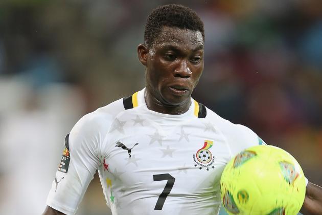 Match Report: Lesotho 0-2 Ghana