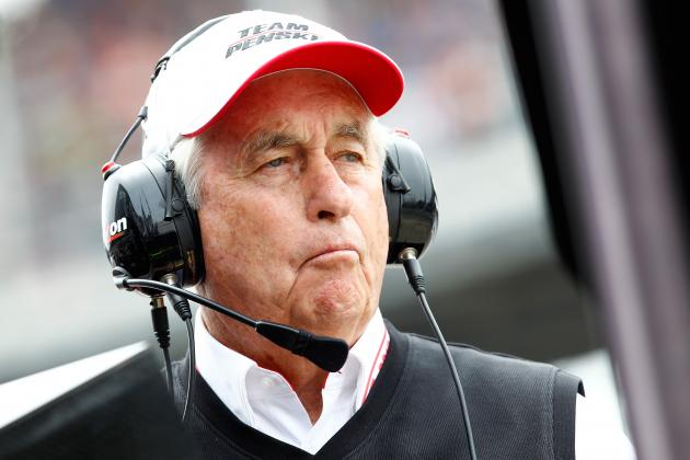 Penske: 'Brad Had Some Misinformation' on Hires