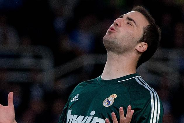 Arsenal Offer €30 Million for Higuain